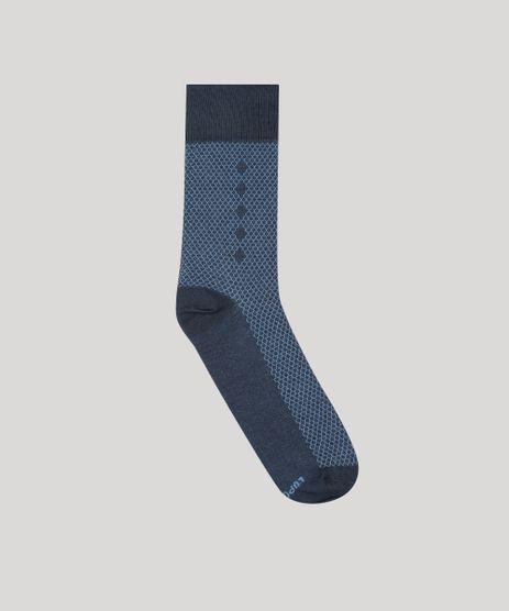 Meia-Masculina-Cano-Alto-Lupo-Estampada-Geometrica-Azul-Marinho-9448748-Azul_Marinho_1