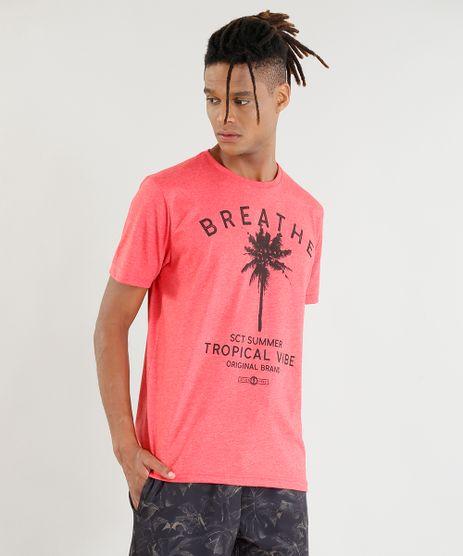 Camiseta-Masculina-Coqueiro-Manga-Curta-Gola-Careca-Vermelha-9276507-Vermelho_1