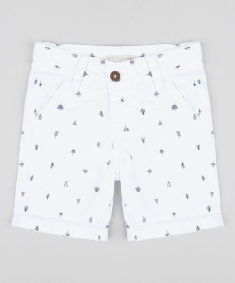 Bermuda-Color-Infantil-Reta-Estampada-Mini-Print-de-Arvores-Branca-9422729-Branco_1