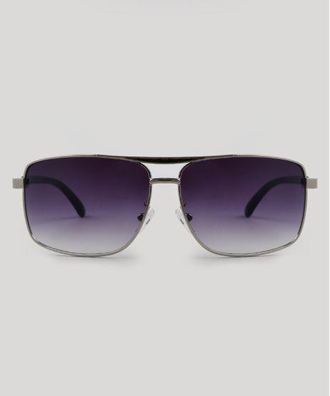 Oculos-de-Sol-Quadrado-Masculino-Oneself-Prateado-9479684-Prateado_1