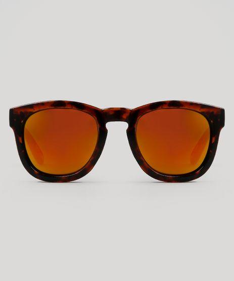 Oculos-de-Sol-Quadrado-Masculino-Oneself-Tartaruga-8677388-Tartaruga_1