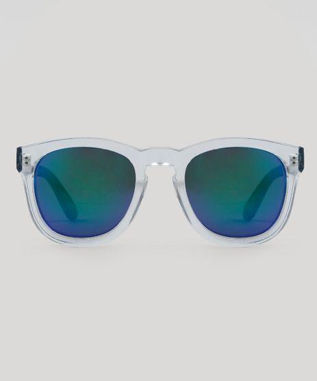 Oculos-de-Sol-Quadrado-Masculino-Oneself-Transparente-9482438-Transparente_1