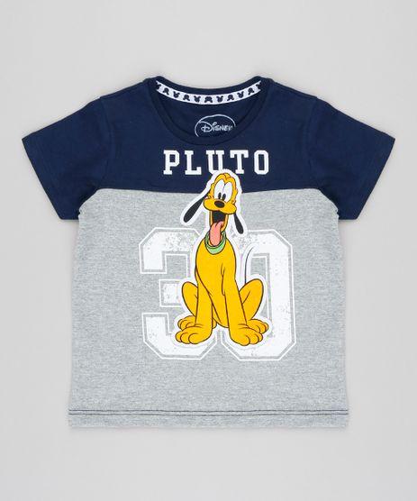 Camiseta-Infantil-Raglan-Pluto-com-Recorte-Manga-Curta-Gola-Careca-Azul-Marinho-9427327-Azul_Marinho_1