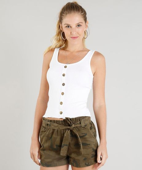 Regata-Feminina-Canelada-Cropped-com-Botoes-Decote-Redondo-Off-White-9257473-Off_White_1