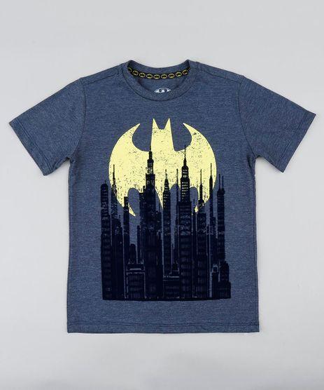 Camiseta-Infantil-Batman-Manga-Curta-Gola-Careca-Azul-Marinho-9422632-Azul_Marinho_1
