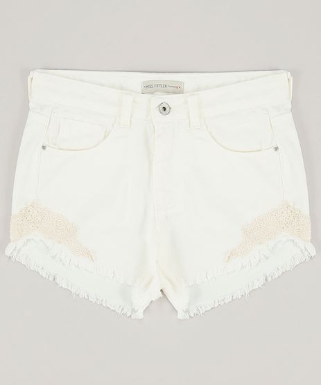 Short-Color-Infantil-com-Renda-e-Barra-Desfiada-Off-White-9418360-Off_White_1