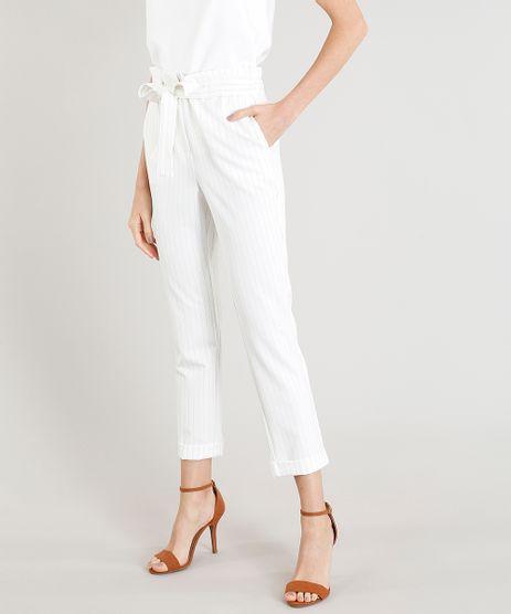 Calca-Clochard-Feminina-Risca-de-Giz-com-Faixa-de-Amarrar-Off-White-9365145-Off_White_1