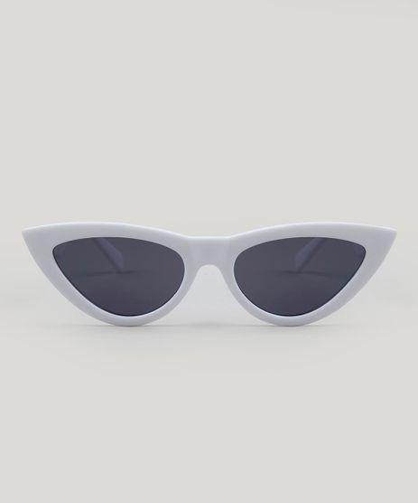 Oculos-de-Sol-Gatinho-Feminino-Branco-9485576-Branco_1