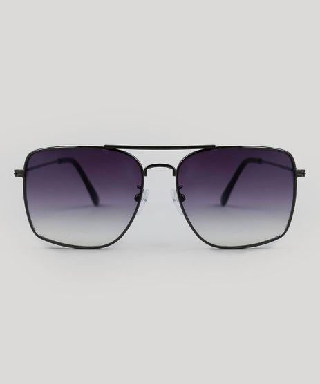 Oculos-de-Sol-Quadrado-Masculino-Oneself-Grafite-9484121-Grafite_1