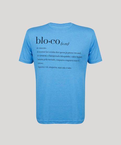Camiseta-Masculina-Carnaval--Bloco--Manga-Curta-Gola-Careca-Azul-9413969-Azul_1