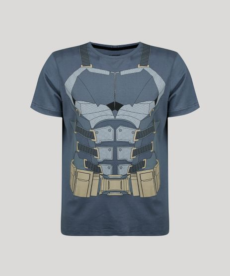 Camiseta-Masculina-Carnaval-Batman-com-Capa-Manga-Curta-Chumbo-9411357-Chumbo_1