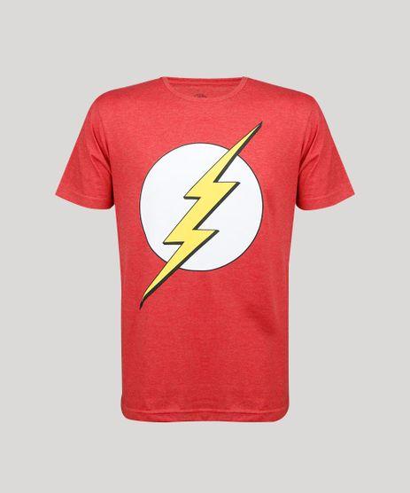 Camiseta-Masculina-Carnaval-The-Flash-Manga-Curta-Gola-Careca-Vermelha-9411360-Vermelho_1