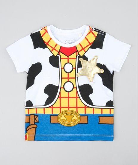 Camiseta-Infantil-Carnaval-Woody-Toy-Story-com-Estampa-Interativa-Manga-Curta-Branca-8749759-Branco_1