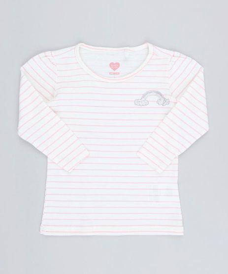 Blusa-Infantil-Listrada-Arco-Iris-Manga-Longa-Decote-Redondo-Off-White-9420704-Off_White_1
