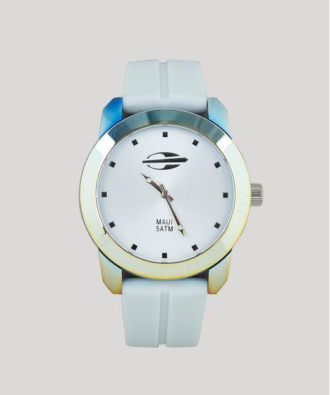 f69a34207ad Relógio Analógico Mormaii Feminino - MO2035HE8K Branco - cea