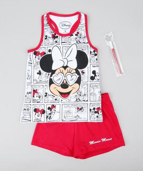 Pijama-Infantil-Minnie-Regata---Canetinha-Branco-9418634-Branco_1
