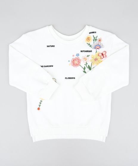 Blusao-Infantil-em-Moletom-com-Bordado-Floral-Manga-Longa-Off-White-9182814-Off_White_1
