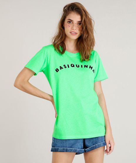 T-shirt-Feminina-Mindset--Basiquinha--Manga-Curta-Verde-Neon-9510067-Verde_Neon_1