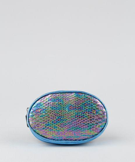 Pochete-Feminina-Mindset-Escamas-Metalizada--Azul-Claro-9483138 dfd11171b2
