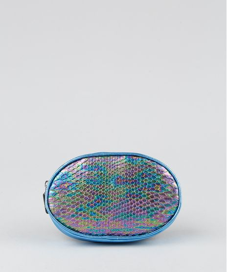 Pochete-Feminina-Mindset-Escamas-Metalizada--Azul-Claro-9483138-Azul_Claro_1
