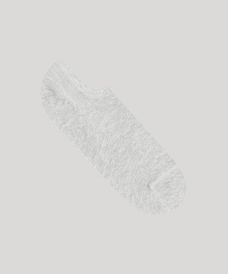 Meia-Masculina-Invisivel-Cinza-Mescla-9402536-Cinza_Mescla_1