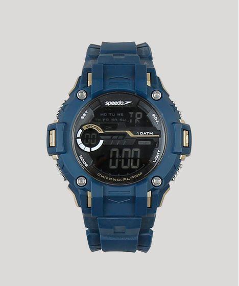 f0fa1cdc8 Relógio Digital Speedo Masculino - 65096G0EVNP2 Azul Marinho - cea
