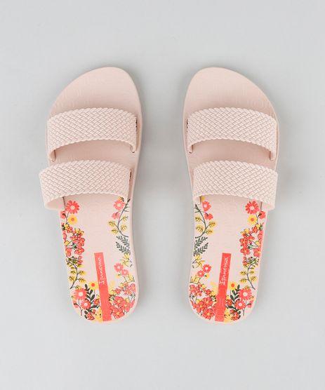 Chinelo-Slide-Feminino-Ipanema-Texturizado-Rose-9210410-Rose_1
