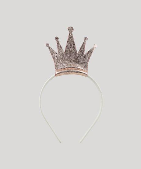 Tiara-Infantil-Coroa-Metalizada--Rose-9444760-Rose_1