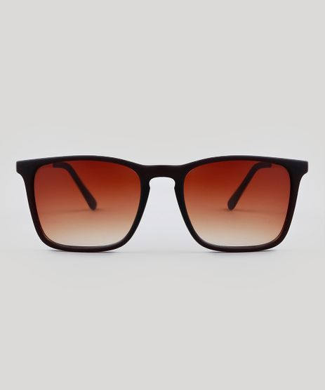 Oculos-de-Sol-Quadrado-Feminino-Oneself-Marrom-9485011- 70ae2dcfc6