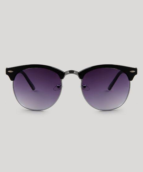 Oculos-de-Sol-Redondo-Feminino-Oneself-Preto-9485648- b1e6b7ec45