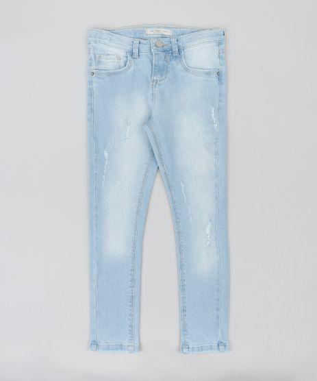 Calca-Jeans-Infantil-com-Puidos-Azul-Claro-9044545-Azul_Claro_1