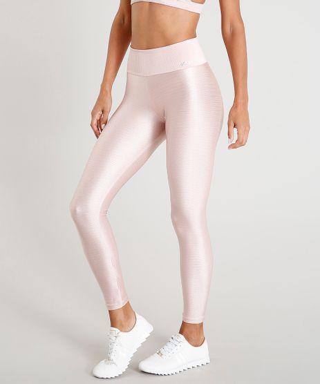Calca-Legging-Feminina-Esportiva-Ace-com-Textura-Cos-Largo-Rose-9085232-Rose_1