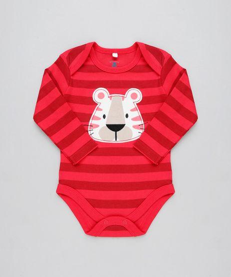 Body-Infantil-Tigre-Listrado-Manga-Longa-Vermelho-9188440-Vermelho_1