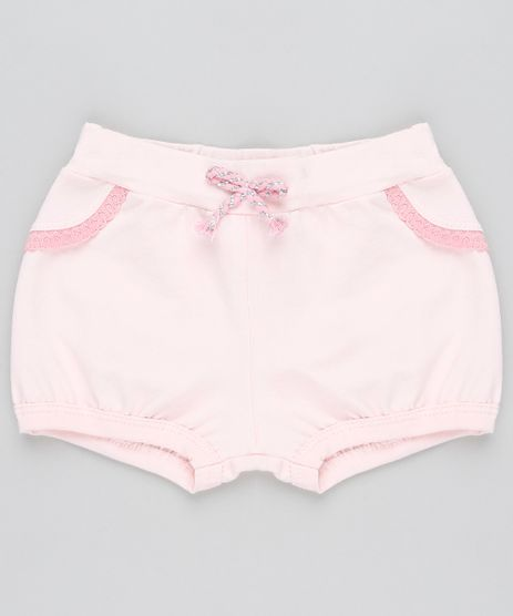 Short-Infantil-Botone-com-Renda-Rosa-Claro-9419039-Rosa_Claro_1