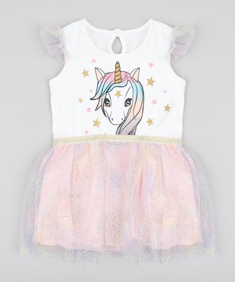 Vestido-Infantil-Carnaval-Unicornio-com-Tule-Off-White-9438510-Off_White_1