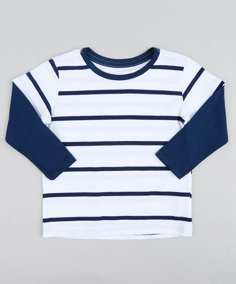 Camiseta-Infantil-Listrada-Basica-Manga-Longa-Branca-9445001-Branco_1