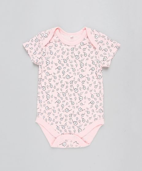 Body-Infantil-Estampado-Floral-Manga-Curta-Rosa-Claro-9198403-Rosa_Claro_1