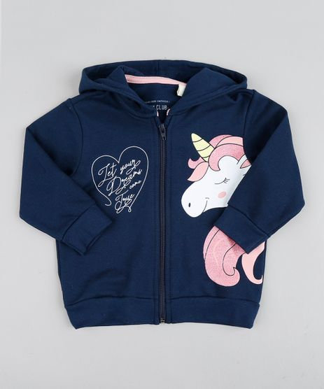Blusao-Infantil-Unicornio-em-Moletom-Felpado-com-Capuz-Azul-Marinho-9425072-Azul_Marinho_1