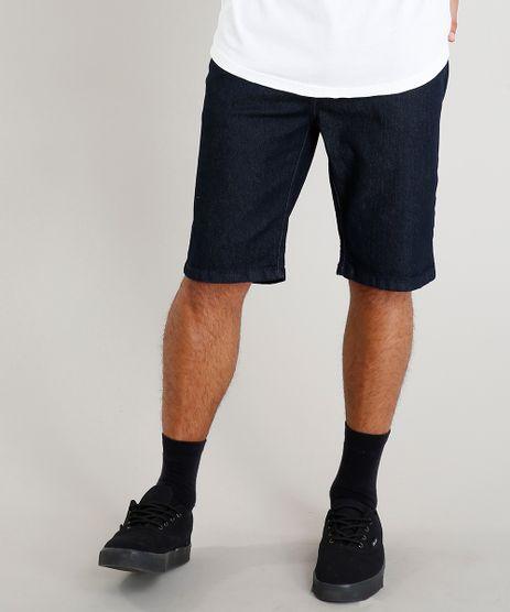 Bermuda-Jeans-Masculina-Slim-Azul-Escuro-9251307-Azul_Escuro_1