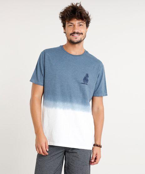 Camiseta-Masculina-Degrade-Manga-Curta-Gola-Careca-Azul-9304158-Azul_1