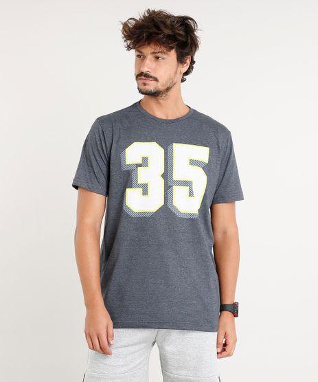 Camiseta-Masculina-Esportiva-Ace--35--Manga-Curta-Gola-Careca-Cinza-Mescla-Escuro-9412023-Cinza_Mescla_Escuro_1