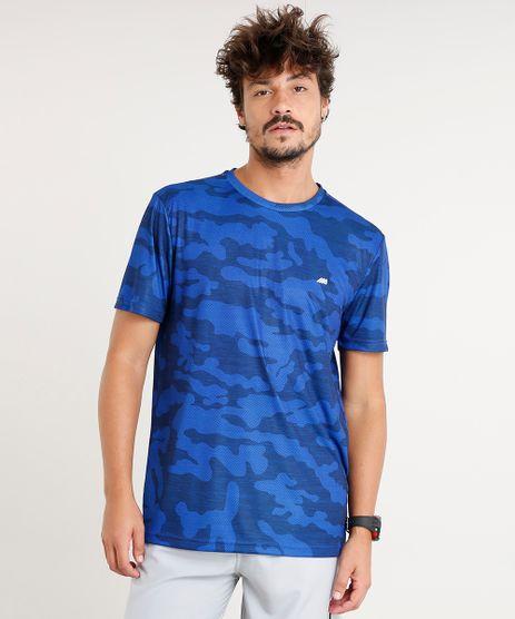 Camiseta-Masculina-Esportiva-Ace-Estampada-Camuflada-Manga-Curta-Gola-Careca-Azul-Royal-9435184-Azul_Royal_1