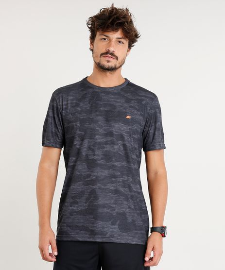 Camiseta-Masculina-Esportiva-Ace-Estampada-Camuflada-Manga-Curta-Gola-Careca-Chumbo-9435184-Chumbo_1