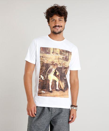 Camiseta-Masculina--Nao-Vou-Beber--Manga-Curta-Gola-Careca-Branca-9472257-Branco_1