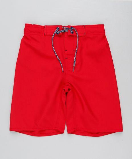 Bermuda-Surf-Infantil-com-Cordao-Vermelha-9244764-Vermelho_1