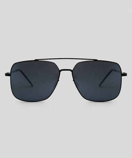f4d42cd44 Oculos-de-Sol-Quadrado-Masculino-Oneself-Preto-9485020-