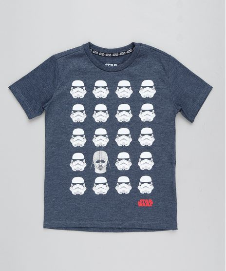 Camiseta-Infantil-Stormtroppers-Star-Wars-Manga-Curta-Gola-Careca-Azul-Marinho-9428224-Azul_Marinho_1