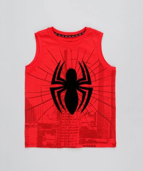 Regata-Infantil-Homem-Aranha-Gola-Careca-Vermelha-9427999-Vermelho_1