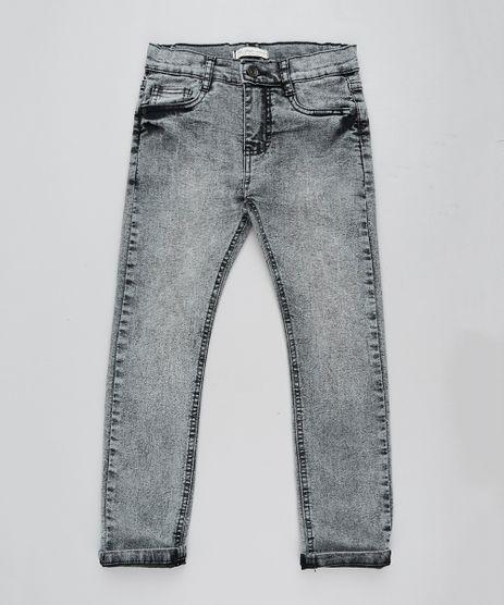 Calca-Jeans-Infantil-Marmorizada-Cinza-9431634-Cinza_1