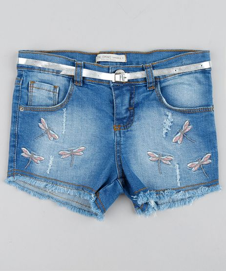 Moda Infantil - Shorts e Bermudas 4 a 12 anos – cea c7d30686adf5b